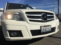 2010 MERCEDES BENZ GLK350 SUV** ARCTIC WHITE* LOADED** IDEAL DRIVE** $2,500 DRIVE OFF HOLIDAYS SPEC Los Angeles, 90016