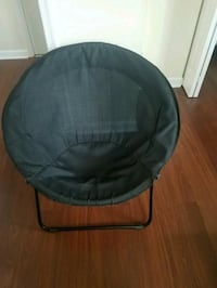 black and gray moon chair Hyattsville, 20783