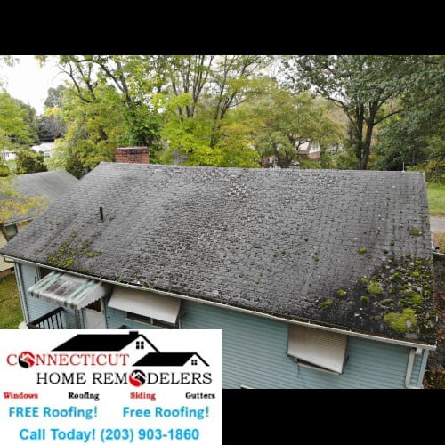Fairfield, Get Your Roof Replaced For FREE TODAY!