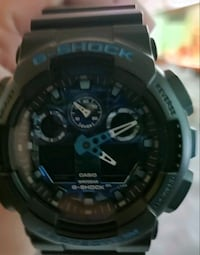 round black Casio G-Shock digital watch Woodbridge, 22192