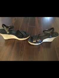 Ladies size 9 PEGABO Leather Shoes (bought at The Bay for over $100) Used Twice  Milton, L9T 2R1