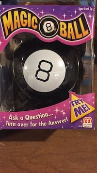 Magic 8 Ball with box Middlesex, 08846