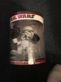 2009 STAR WARS STORM TROOPER BOBBLE HEAD . Lowered the price Sycamore, 60178