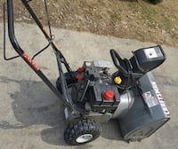 "Craftsman Elect. Start 22"" Snowblower Wilmington"