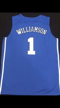 ZION WILLAMSON LARGE HOME JERSEY WITH TAGS Vaughan, L4H 2Z2