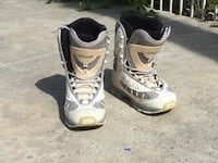 Men's Ride Snowboard Boots Size 10 Rockville