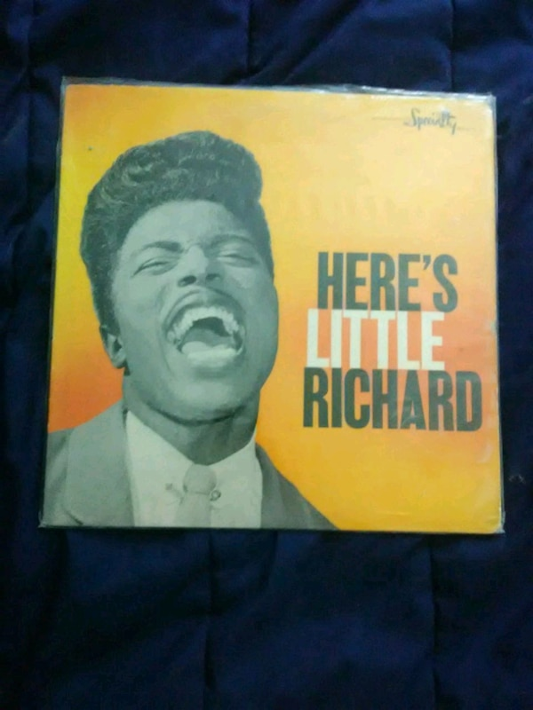 Little Richard original pressing