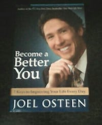 Become a Better You by Joel Osteen book
