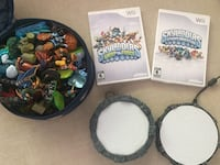 Skylanders and swap force for Wii 514 km
