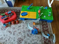 Thomas the train store away and play job site. 69 km