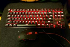 RedDragon mouse and keyboard