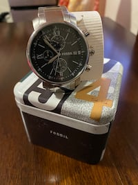 MEN'S BIG FACE FOSSIL WATCH Toronto, M6L 2N5