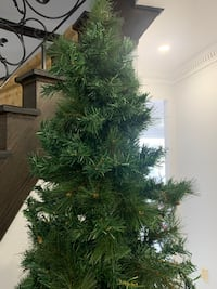 7Ft Christmas Tree with 400 Noma Lights and Storage Bag Vaughan, L4J 6J6