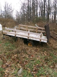 6 by 10 double axle with ramp new boards Lebanon