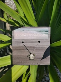 Sand Turtle necklace