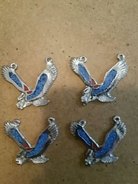 Eagle charms all $25 or $10 each Hamilton, L8L 3V4