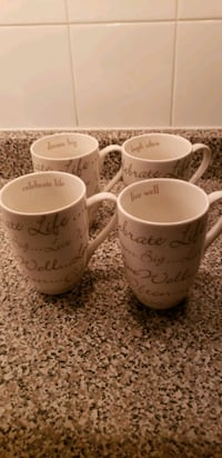 Coffee Mugs from Bowering. Mississauga, L5V 1M1