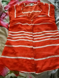 red and white striped polo shirt Regina, S4V 2Z6