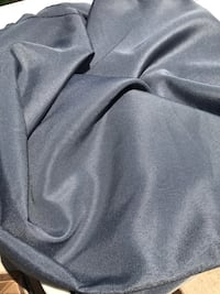 BRAND NEW! 21 Dark Gray / Charcoal 90 x 156 in Rectangle Tablecloths!