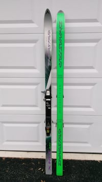 Straight skis 175 cm Germantown