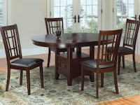 $$$$ AMAZING OFFER NOT TO BE MISSED $$$ Brand new 5pcs Dining room set $$$ SALE SALE SALE $$$ Toronto