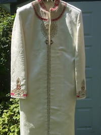 Never worn Indian Sherwani - ideal for a groom