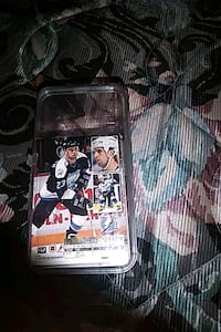 Lots of trading Hockey And NFL cards