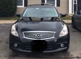 2012 Infiniti G Sedan 37x AWD Sport Appearance Edition