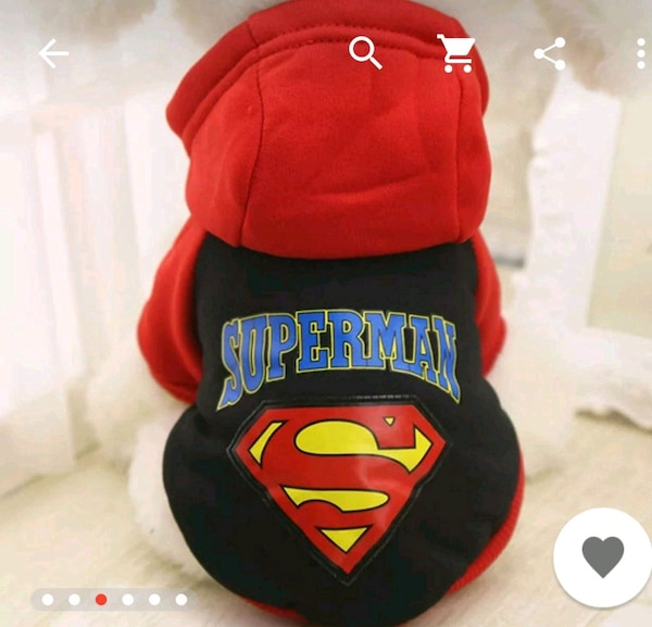 0b668572f89aa Used red and black Superman cap for sale in New York - letgo