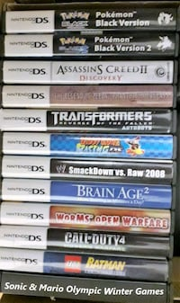 3DS/DS/XL Games [Read More Info]  Toronto, M3L 1J7