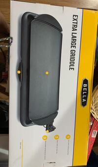 Brand new extra large griddle