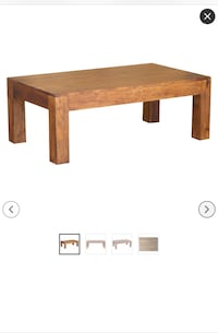 Handcrafted coffee table  Ontario