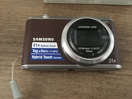 SAMSUNG WB350F 21x optik zoom digital camera