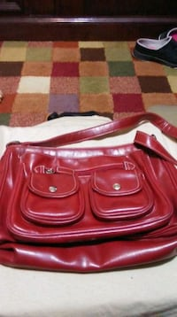 PRICE DROP!! Sonoma Lifestyle Burgandy Purse