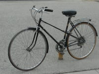 """WOMAN'S ALL ORIGINAL VINTAGE 27"""" RALEIGH SPRITE 12 SPD ROAD HYBRID CRUISER STYLE BIKE WITH 21"""" FRAME SIZE! Mississauga"""