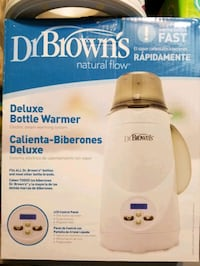 Dr. Browns electric deluxe bottle warmer