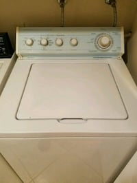 white top-load clothes washer Solana Beach, 92075