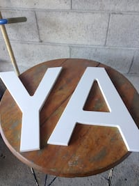 Giant wood letters for crafts/decor Toronto, M1P 4V9