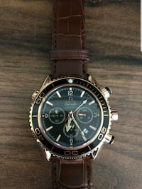 Black & Gold watch Vancouver