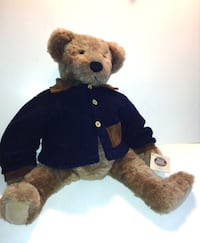Ganz Millenium 22 inch Jointed Teddy Bear Bryan by Mary Holstad London