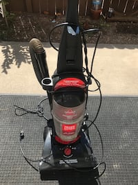 black and red Bissell upright vacuum cleaner Tustin, 92780