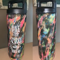 Custom sport bottle
