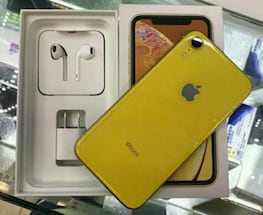 IPhone xr for sale comes with all accessories