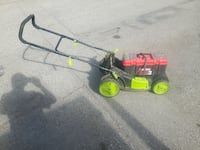$10. WHEELED CART FOR SHOP, YARD AND GARDEN OR TOOL BOX