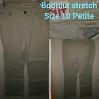 Bootcut petite jeans Garland, 75041
