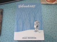 Blankets an Illustrated Graphic Novel by Craig Thompson Winnipeg