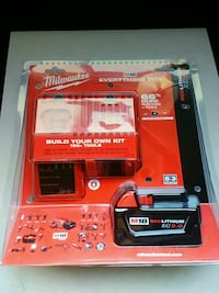 Brand new Milwaukee kit battery 5.0 and charger Los Angeles, 91343