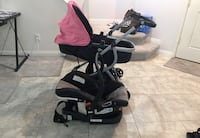 Stroller+car seat and base Las Vegas, 89183