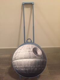 Luggage, rolling. Star Wars Death star. Linthicum Heights, 21090