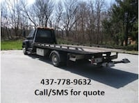 Flatbed towing service Milton, L9T